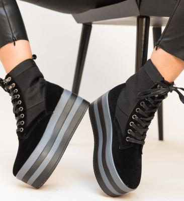 Pantofi Sport Senero Negri