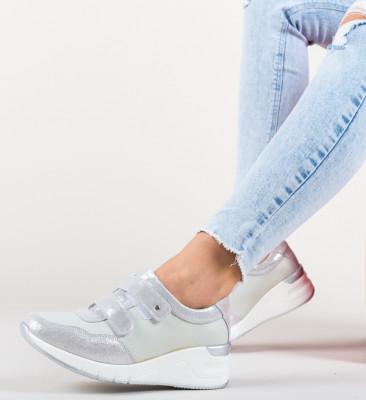 Pantofi Sport Sonya Argintii