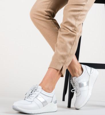 Pantofi Sport Yusha Albi
