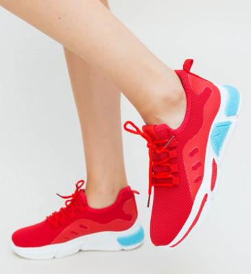 Pantofi Sport Zera Rosii