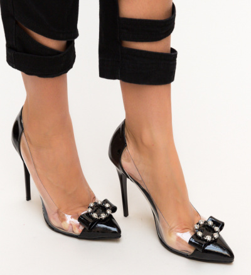 Pantofi Troli Negri