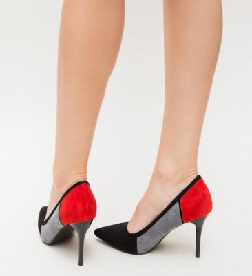 Pantofi Virgo Negri