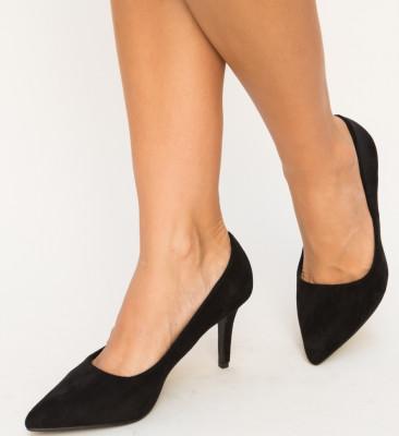 Pantofi Zeno Negri