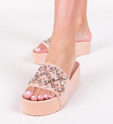 Papuci Bea Roz