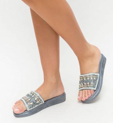 Papuci Pasgo Gri