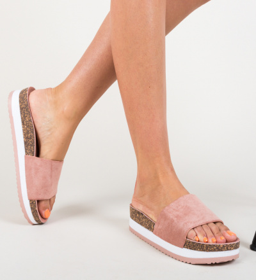 Papuci Stuart Roz