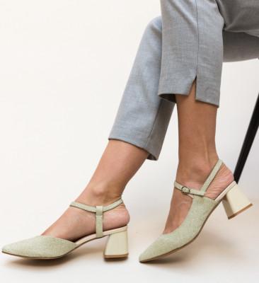 Sandale Agnes Aurii