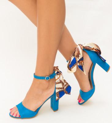 Sandale Amore Albastre