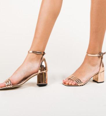 Sandale Bixi Aurii 2