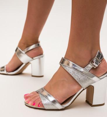 Sandale Britany Argintii