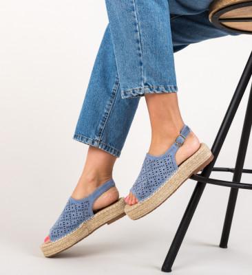 Sandale Bulge Albastre