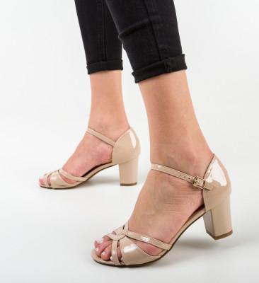 Sandale Capdul Bej