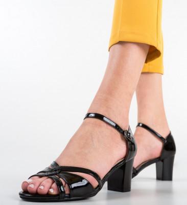 Sandale Capdul Negre