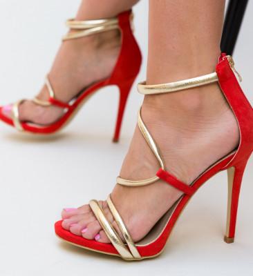Sandale Ciobi Rosii