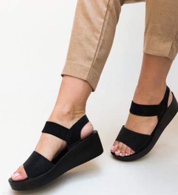 Sandale Cline Negre 2