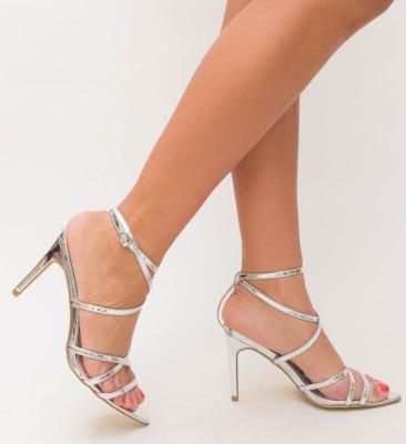 Sandale Epigo Argintii