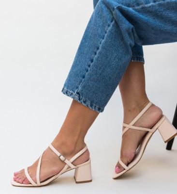 Sandale Flutus Bej 2