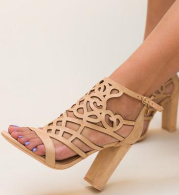 Sandale Gibon Bej
