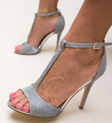 Sandale Gilmore Argintii