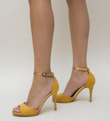 Sandale Hebel Galbene