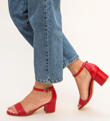 Sandale Inara Rosii