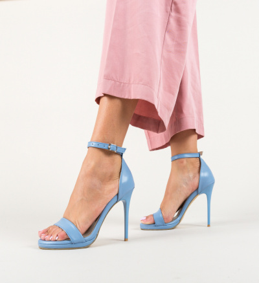 Sandale Isabelle Albastre 2