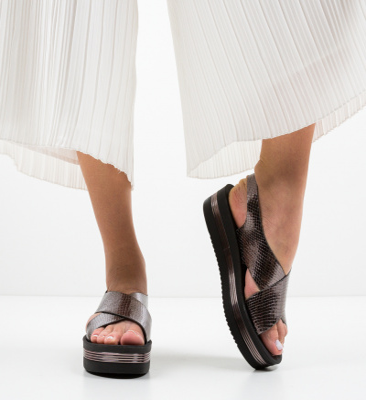 Sandale Jersa Gri