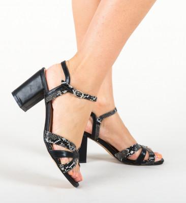 Sandale Kaduna Negre