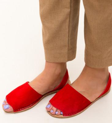 Sandale Keon Rosii
