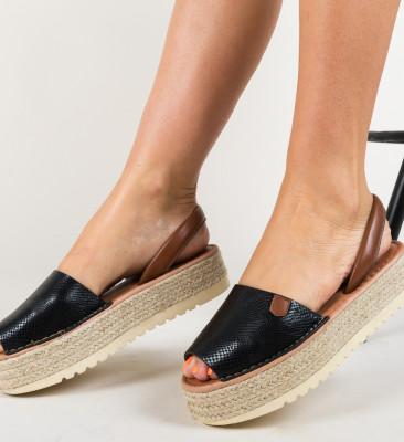 Sandale Lowe Negre