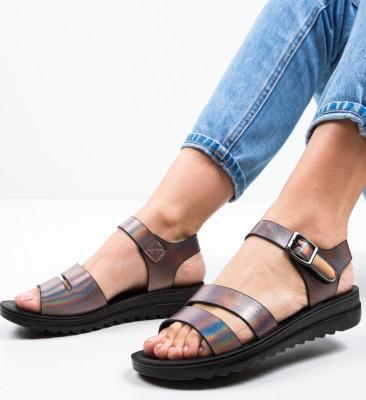 Sandale Micah Gri 2
