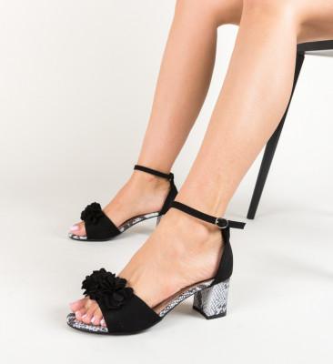 Sandale Olvir Negre