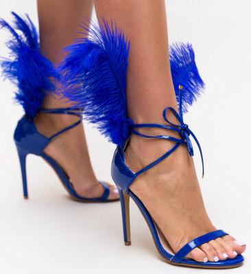 Sandale Pawn Albastre