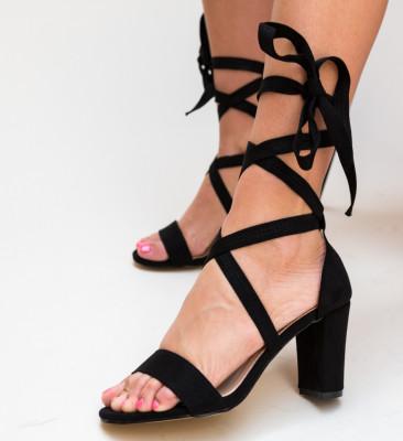 Sandale Percea Negre