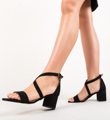 Sandale Piruna Negre