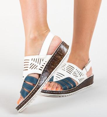 Sandale Rada Albe