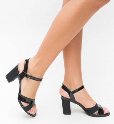 Sandale Rento Negre