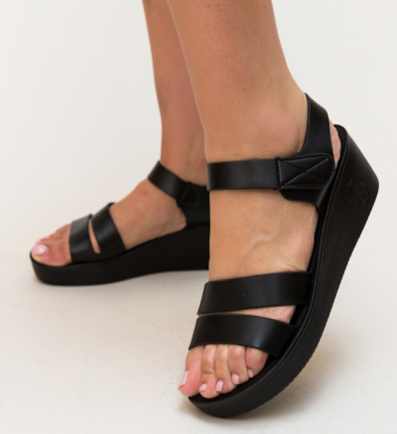 Sandale Roche Negre