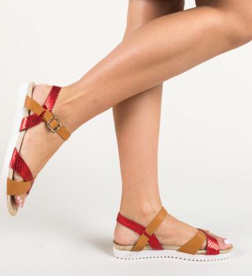 Sandale Rosalie Rosii