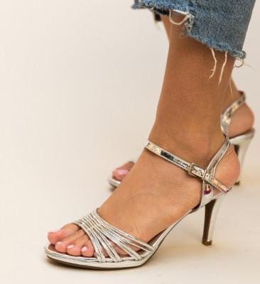 Sandale Semel Argintii