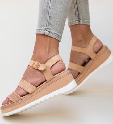 Sandale Semo Bej