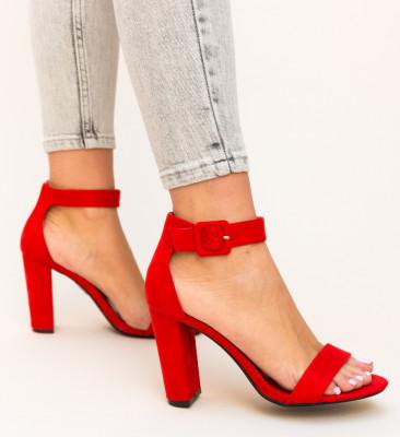 Sandale Semuel Rosii