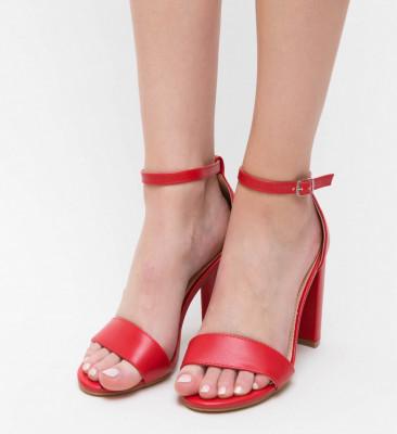Sandale Senso Rosii