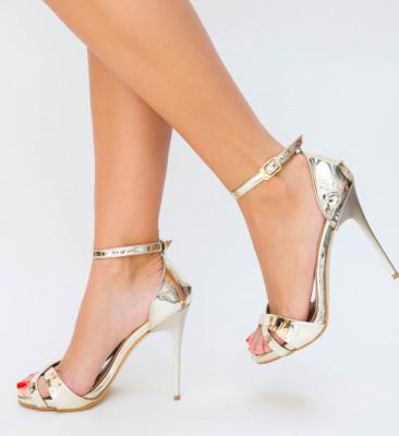 Sandale Simioda Aurii