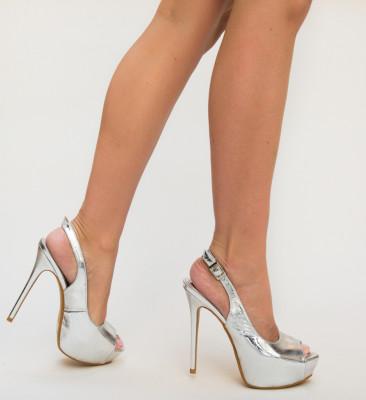 Sandale Simra Argintii