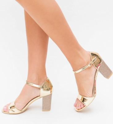Sandale Sindia Aurii