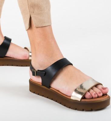 Sandale Siyaha Negre 2