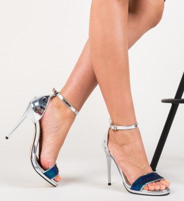 Sandale Solarin Argintii