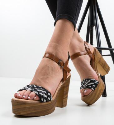 Sandale Taybah Negre