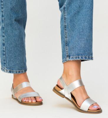 Sandale Temo Argintii